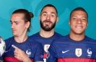 Đội hình Pháp đấu Thụy Sĩ: Tam tấu M.B.G xuất kích?