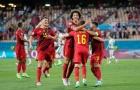 TRỰC TIẾP Bỉ 1-0 Bồ Đào Nha (Hết giờ): Bồ Đào Nha thành cựu vương