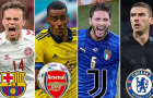5 ngôi sao hứa hẹn khuấy đảo TTCN sau EURO 2020