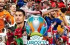 ĐHTB vòng 16 đội EURO 2020: Paul Pogba góp mặt