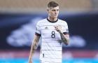 ĐT Đức nhận tin sét đánh từ Toni Kroos