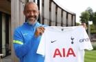 CHÍNH THỨC: Tottenham công bố tân HLV trưởng