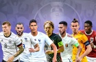 Sao Real tại EURO: Sạch bóng 100%