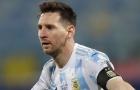 Argentina vô địch Copa, HLV tiết lộ sự thật về Messi