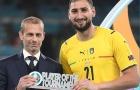 CHÍNH THỨC! Lộ diện cầu thủ xuất sắc nhất EURO 2020