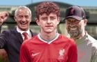 Liverpool ký hợp đồng 5 năm với cháu trai huyền thoại