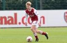 CĐV Arsenal phát cuồng, so sánh sao 17 tuổi với Fabregas