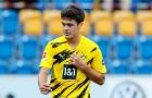 Dortmund tưởng thưởng cho Gio Reyna