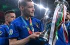 'Ý đã vô địch EURO mà không cần tiền đạo'