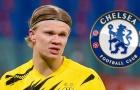 Haaland trở lại tập luyện cùng Dortmund, CĐV Chelsea nói ngay 1 câu
