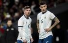 Paredes: 'Tôi chưa bao giờ thấy Messi hạnh phúc'