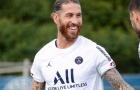Ramos cười rạng rỡ, 4 thủ môn PSG dàn hàng trong khung gỗ