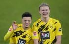 Hình ảnh rò rỉ lộ ra số áo của Sancho tại Man Utd