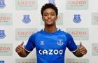 CHÍNH THỨC: Everton có tân binh thứ 3
