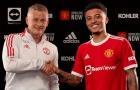 CHÍNH THỨC! Man Utd thông báo thương vụ Jadon Sancho