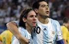 Máy quét Barca và đội hình Argentina vô địch Olympic 2008 giờ ra sao?