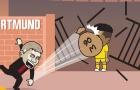 Cười té khói với loạt ảnh chế Man Utd mua Sancho