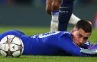 Hazard, Sanches hưởng lợi như thế nào nhờ bờ mông cong?