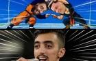 Cười té khói với loạt ảnh chế Olympic