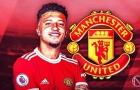 Sau Sancho, Man Utd sắp đón một bom tấn tài đức vẹn toàn
