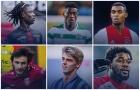 10 sao U21 đắt giá nhất 10 giải VĐQG hàng đầu châu Âu: Thảm họa thẻ đỏ