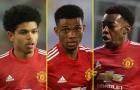 5 cầu thủ Man Utd hưởng lợi khi Rashford vắng mặt
