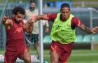 Mohamed Salah tái mặt khi đối đầu với quái thú phòng ngự