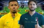 Chiêu mộ sao EURO 2020, đội hình Juventus mùa tới ra sao?