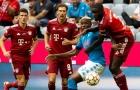 Bayern Munich thua thảm, Baby Mourinho 4 trận liền không biết thắng