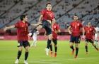 Eric Bailly biếu 2 bàn thắng, Bờ Biển Ngà thua đau Tây Ban Nha
