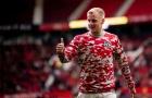 Van de Beek đã sẵn sàng cho mùa giải mới tại Man Utd