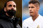 'Varane đẳng cấp như Ferdinand'