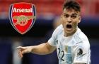 Xác nhận: Arsenal hỏi mua tiền đạo 80 triệu, đưa Lacazette ra trao đổi