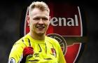 Arsenal tăm tia trụ cột, HLV lên tiếng tổn thương