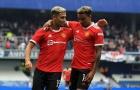6 cái tên Man Utd ghi điểm sâu sắc với Solskjaer sau 3 trận giao hữu