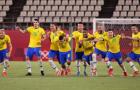 Hạ Mexico sau loạt luân lưu, Brazil giành vé vào chung kết Olympic 2020