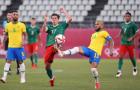 Hạ Mexico sau loạt luân lưu, Brazil ghi tên vào chung kết Olympic 2020