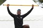 Giữa bão tin đồn, Pogba trở lại tập luyện cùng Man Utd