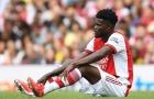 Partey chấn thương, CĐV Arsenal hiến kế cho Arteta 1 cái tên thay thế