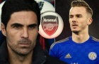 Mua được số 8 hoàn hảo, Arsenal có đội hình trong mơ cho ngày khai màn PL