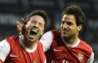 Bán Fabregas và Nasri, Arsenal đã mua Arteta và 9 cái tên nào?