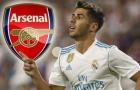 Ký HĐ với tài năng 43 triệu từ Real, Arsenal sẽ có một Samir Nasri mới