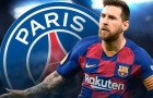 Xác nhận Messi nhanh chóng hoàn tất gia nhập bến đỗ mới