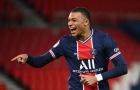 Đội hình tiêu biểu vòng 1 Ligue 1: Mbappe trở lại