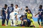 Cầu thủ Ligue 1 bất tỉnh khi đang thi đấu
