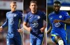 9 cầu thủ Chelsea và tương lai bấp bênh khi chưa có số áo mùa 2021/22