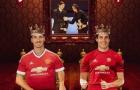 Nhìn Ibra và Cavani, Man Utd đã có gợi ý bom tấn thứ 3 cực chất