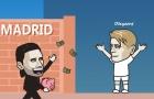 Cười té khói với loạt ảnh chế Arsenal mua Odegaard