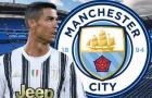 """""""Juventus sẽ rất vui nếu Man City chiêu mộ Ronaldo"""""""