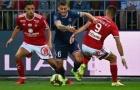 PSG mở đại tiệc bàn thắng trên sân của Brest